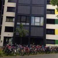 Photo taken at Johannes Gutenberg-Universität/BKM by Ümran on 7/13/2014