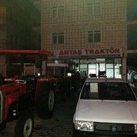Photo taken at Antaş Traktör by Hakan Ö. on 10/1/2013