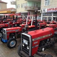 Photo taken at Antaş Traktör by Hakan Ö. on 11/22/2013