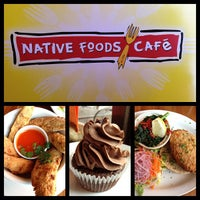 Photo taken at Native Foods by Joya C. on 4/2/2013