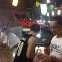 Photo taken at ตลาดย้อนยุคนครชุม by Giggs' Yaowaluck G. on 7/8/2017