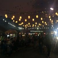 Photo taken at ตลาดย้อนยุคนครชุม by Giggs' Yaowaluck G. on 3/4/2017