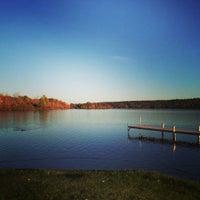 Photo taken at Manoir Lac-Etchemin by Michel M. on 9/29/2013
