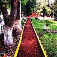 Photo taken at Chet Park by Eliezer G. on 2/3/2014