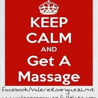 Photo taken at Valerie Rodriguez, LMT Massage Studio by Valerie R. on 10/5/2013