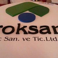 Photo taken at Roksan İlaç San. ve Tic. Ltd. Şti. by Enes Y. on 9/28/2014