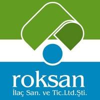 Photo taken at Roksan İlaç San. ve Tic. Ltd. Şti. by Enes Y. on 11/25/2013