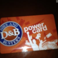 Photo taken at Dave & Buster's by Ugochukwu O. on 3/8/2012