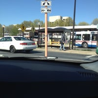 Photo taken at Shady Grove Metro | Bus Stops by Megan R. on 3/27/2012