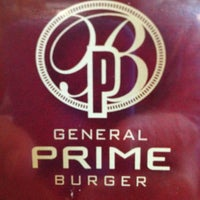 Photo taken at General Prime Burger by Alberto J S M. on 7/20/2012