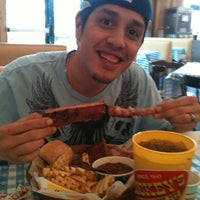 Photo taken at Dickey's Barbecue Pit Highlands Ranch by Jenilee V. on 5/23/2012