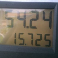 Photo taken at Stop & Shop Gas by Amanda I. on 7/27/2012