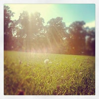 Photo taken at Alexandra Recreation Ground by Denis C. on 8/18/2012