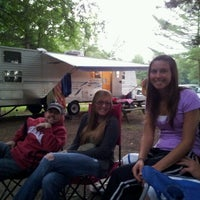 Photo taken at Thousand Trails Campground by Ryan M. on 6/23/2012