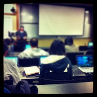 Photo taken at University of Michigan School of Information by Marco Túlio P. on 9/11/2012