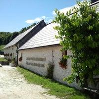 Photo taken at Casera Le Rotte by Mattia P. on 7/21/2012