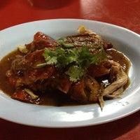 Photo taken at ร้านสุดยอดข้าวหน้าเป็ด by pim S. on 2/24/2012