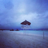 Photo taken at White House Resort Boracay by Mai P. on 12/19/2012