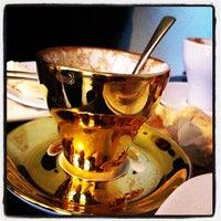 Photo taken at Kaffee Alchemie by Raul V. on 10/26/2012