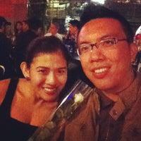 Photo taken at Al Kho' Bar And Resto by Arieschen Jill V. on 7/27/2013