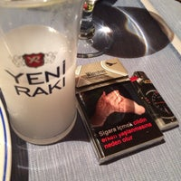 9/21/2017 tarihinde TC Serkan O.ziyaretçi tarafından Nazmi Restaurant'de çekilen fotoğraf