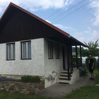 Photo taken at Hřiště Horní Slavkov by Pavel M. on 6/25/2016