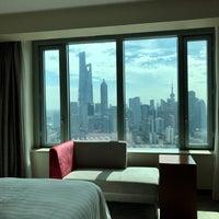 Photo taken at Novotel Atlantis Shanghai | 海神诺富特大酒店 by Dom on 6/3/2017