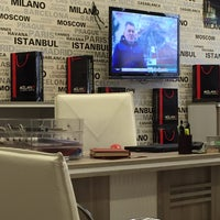 Photo taken at Milano Gayrimenkul Hizmetleri by Mustafa T. on 2/25/2016