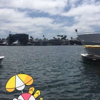 Photo taken at Newport Beach, CA by E .. on 8/14/2017
