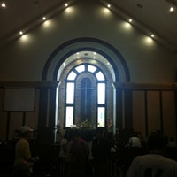 Photo taken at Gennesaret Church by Warin A. on 10/23/2012