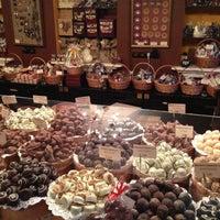 Photo taken at Lviv Handmade Chocolate by Yury F. on 4/27/2013