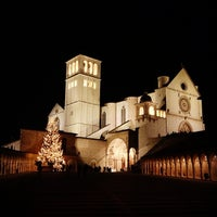 Photo taken at Basilica di San Francesco by Paolo M. on 12/31/2012