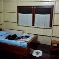 Photo taken at บ้านพักรับรอง ศูนย์วิจัยข้าวเชียงใหม่ by Visut K. on 12/2/2012