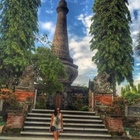 Photo taken at Monumen Puputan Klungkung by Lilia Z. on 2/16/2016