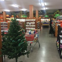 Photo taken at Delta Dewata Supermarket by Lilia Z. on 11/29/2015