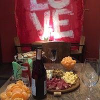 Снимок сделан в Wine House пользователем Irina A. 11/25/2016