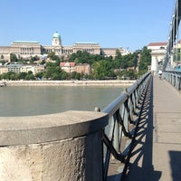 Photo taken at Le Méridien Budapest by Denis S. on 7/10/2013