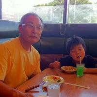 Photo taken at ビッグボーイ 上尾店 by Oonuki F. on 10/8/2012