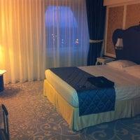Photo taken at Efteling Hotel by Sebastien M. on 1/13/2013