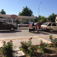 Photo taken at Osmanlı Çay Evi by Esat S. on 7/19/2015