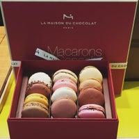 รูปภาพถ่ายที่ La Maison du Chocolat โดย Fabio Giuseppe P. เมื่อ 5/5/2016