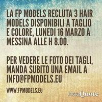 Foto scattata a FP Models da Fabio Giuseppe P. il 3/11/2015