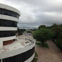 Photo taken at Universidad Autónoma de Campeche by Juan Y. on 11/16/2013