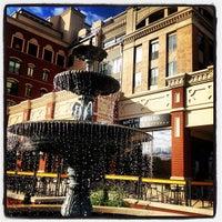 Photo taken at Carmel City Center Shops by Derek M. on 10/28/2012