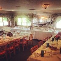 Photo taken at Hollyhock Hill Restaurant by Derek M. on 5/18/2013