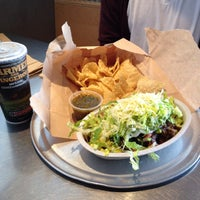 Photo taken at Chipotle Mexican Grill by Jane C. on 2/22/2014