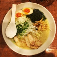 Photo taken at 麺屋 飛翔 by ゆぴー on 10/22/2015