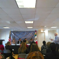 Photo taken at Consulate General of Mexico by Carlos A. on 9/30/2015