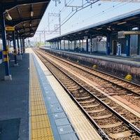 Photo taken at Hakotsukuri Station (NK39) by もじゅます on 4/21/2018