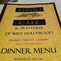 Photo taken at Vivoli Cafe by Cengiz C. on 10/27/2012